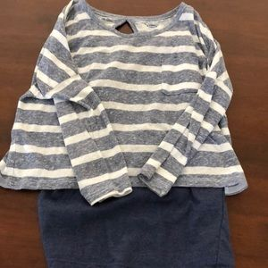 Old navy kids two piece top